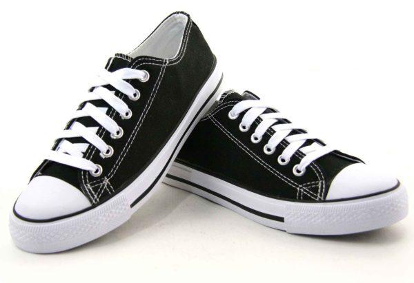 Sneakers Παπούτσια Μαύρα