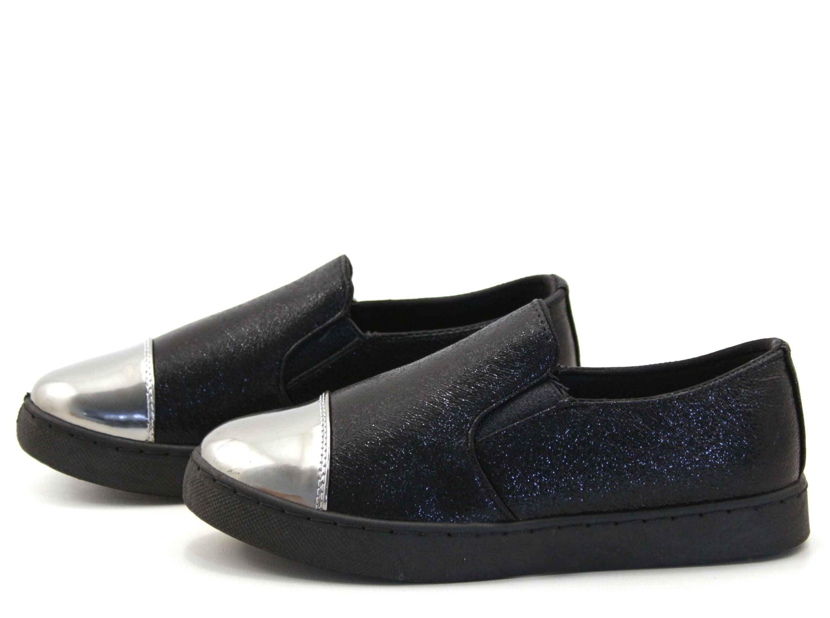 245d1dd476a ΓΥΝΑΙΚΕΙΑ CASUAL ΠΑΠΟΥΤΣΙΑ ΜΑΥΡΑ - Sneakers - Πάνινα, Casual-Oxford ...