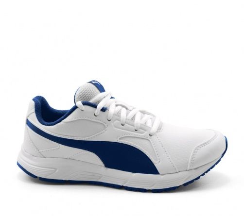 PUMA AXIS V4 SL WHITE-BLUE
