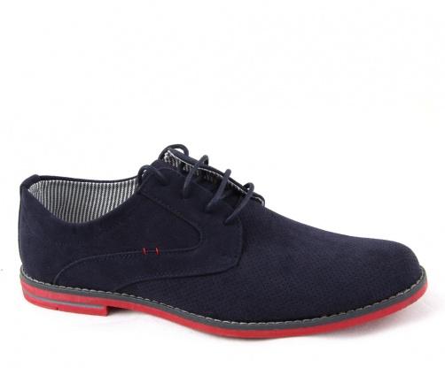 Ανδρικά παπούτσια Atlanta μπλέ