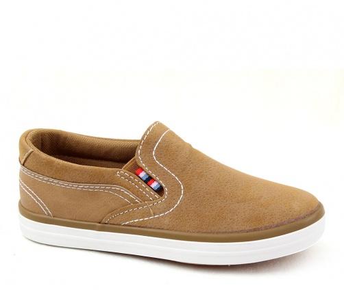 Παιδικά casual παπούτσια για αγόρι κάμελ