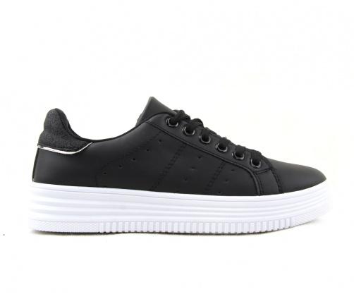 Παπούτσια Sneakers μαύρο