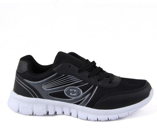 Αθλητικά παπούτσια runners μαύρα
