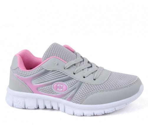 Αθλητικά παπούτσια runners γκρί