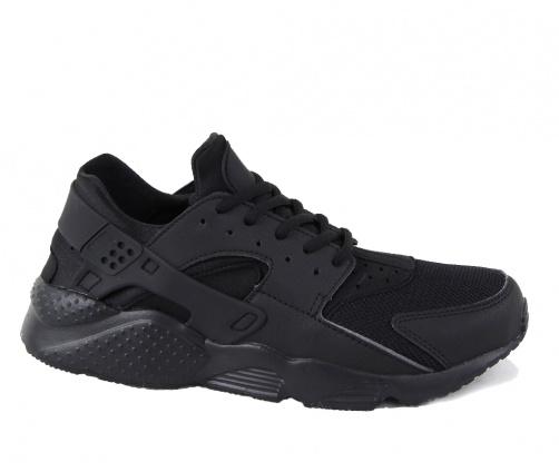 Ανδρικά sneakers παπούτσια μαύρα