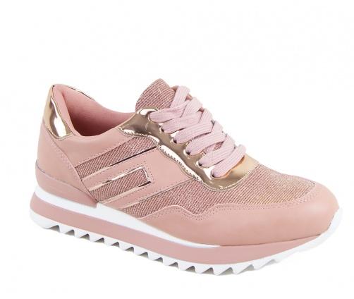 Σομόν sneakers γυναικεία