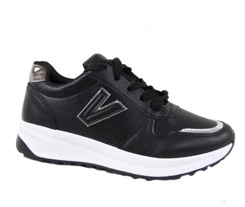Sneakers Γυναικεία Παπούτσια Μαύρα