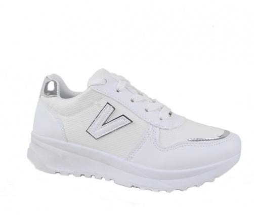Sneakers Γυναικεία Παπούτσια Λευκά