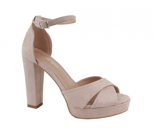 Γυναικεία Πέδιλα Nude Sweet Shoes