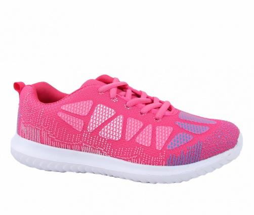 Γυναικεία Αθλητικά Παπούτσια Φούξια