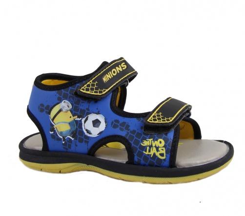 Παιδικά Πέδιλα Μπλε/Κίτρινο Minions