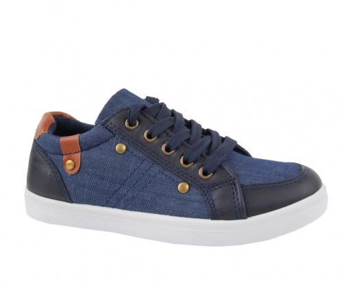Εφηβικά Casual Παπούτσια Μπλε σκούρο
