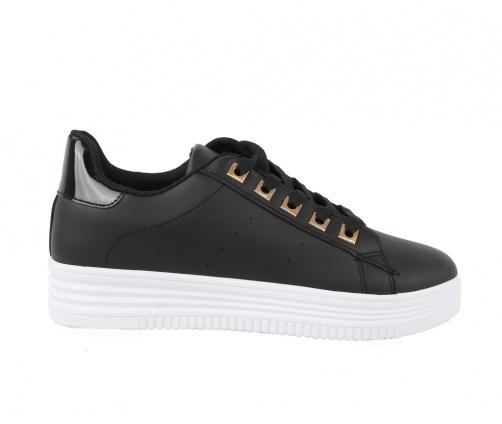 Sneakers Μαύρο Γυναικεία