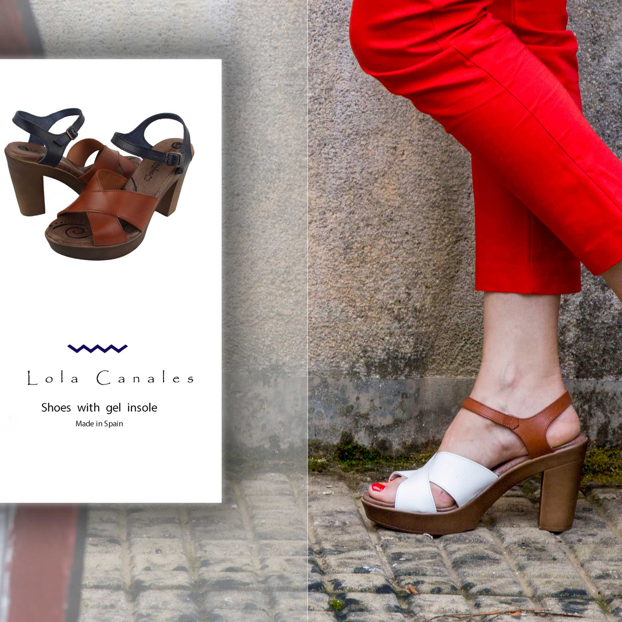 Summer love from Lola Canales