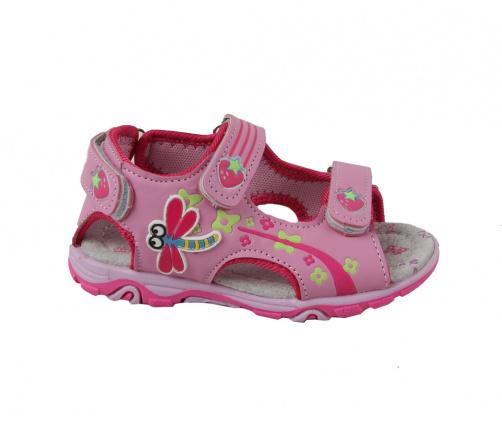 Παιδικά πέδιλα Ροζ για κορίτσι