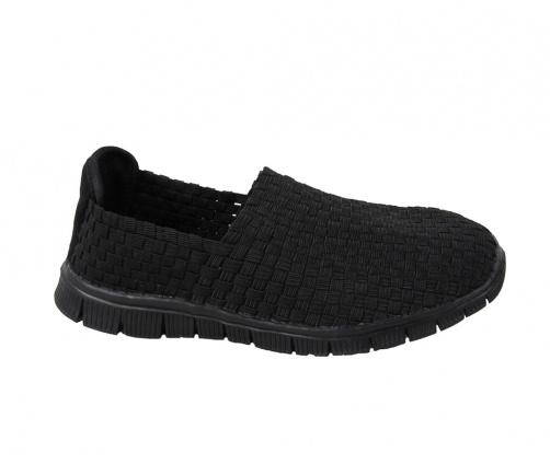 Αθλητικά Sneakers Μαύρα Atlanta