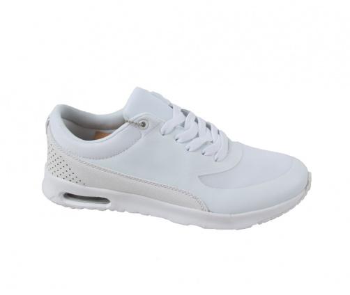 Παπούτσια Αθλητικά Ανδρικά Λευκά