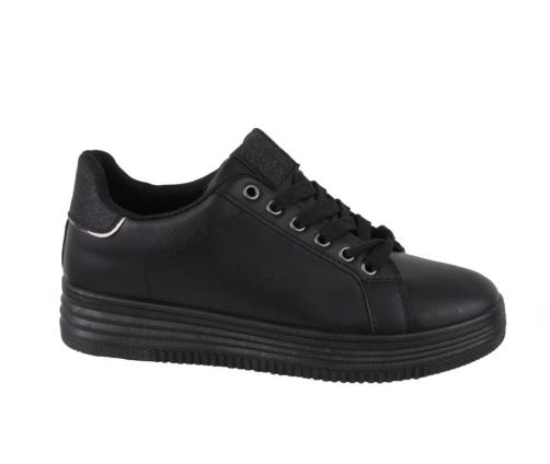 Sneakers Μαύρα Γυναικεία