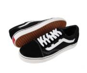 Casual Μαύρα Παπούτσια