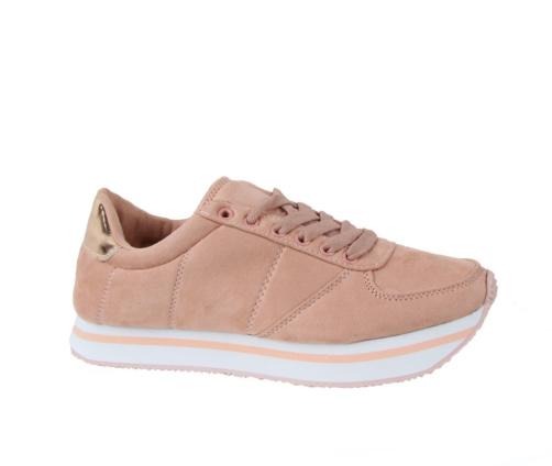 Αθλητικά Παπούτσια Ροζ Χρυσό
