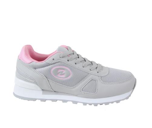 Αθλητικά Παπούτσια Γκρι Ροζ