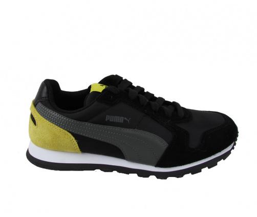 Αθλητικά Runners Puma Μαύρα