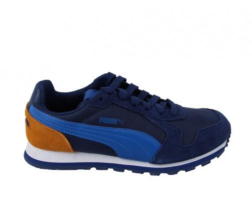 Αθλητικά Runners Puma Μπλε