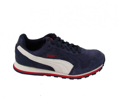 Αθλητικά Puma Runners Μπλε Suede