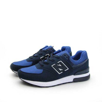 Αθλητικά Ανδρικά Navy Παπούτσια