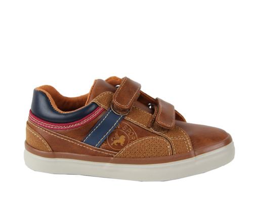 Casual παπούτσια κάμελ