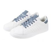 Sneakers Λευκά Blue Jean Γυναικεία