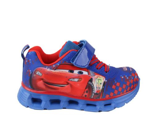Αθλητικά παιδικά McQueen Μπλε με φωτάκια