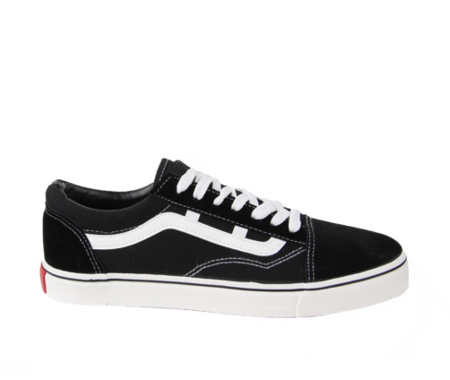 Ανδρικά Casual Μαύρα Παπούτσια