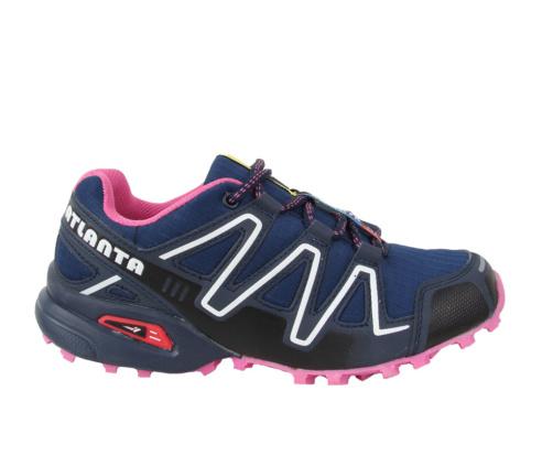 Αθλητικά Γυναικεία Μπλε Παπούτσια