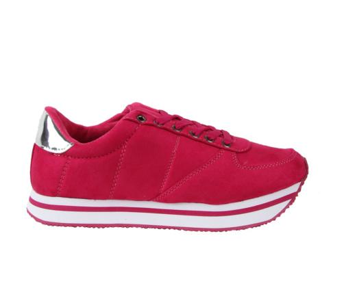 Αθλητικά Παπούτσια Φουξ Ασημί