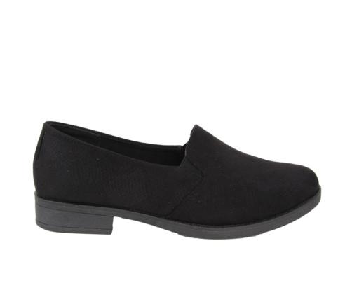 Γυναικεία μαύρα παπούτσια
