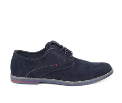 Ανδρικά Παπούτσια Μπλε Suede