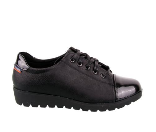 Casual Παπούτσια Μαύρα με κορδόνια