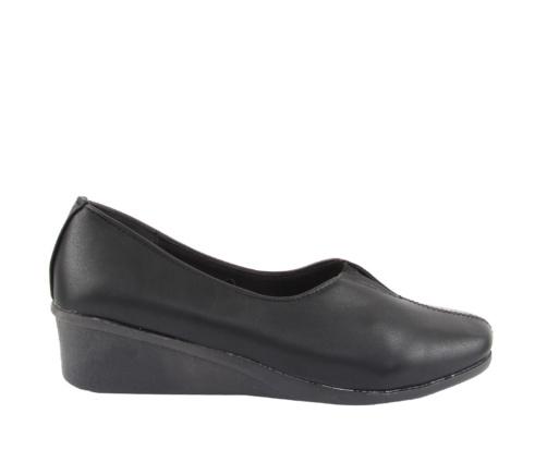 Ανατομικά Παπούτσια Μαύρα Blondie Flexible