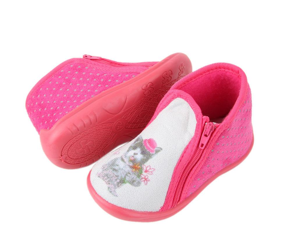 Παιδικές Παντόφλες Ροζ
