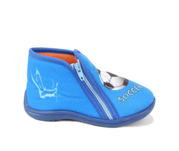 Παιδικές Παντόφλες Μπλε Ρουά