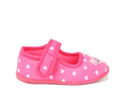 Παιδικές Παντόφλες Ροζ Sweetie