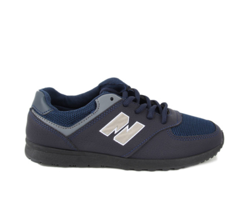 Αθλητικά Εφηβικά Navy Παπούτσια