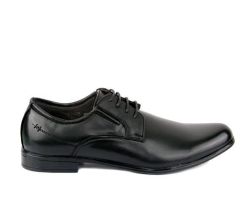 Ανδρικά Loafers Μαύρα Cockers