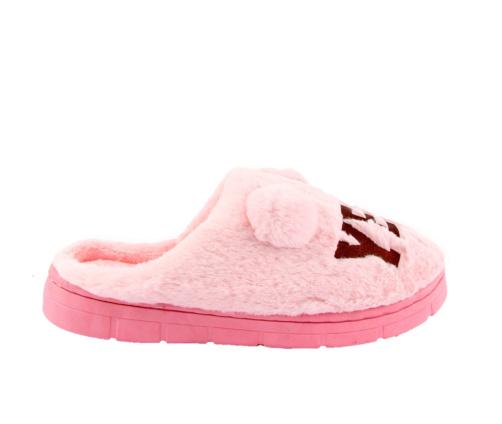 Γυναικείες ροζ yes-no παντόφλες