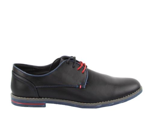 Ανδρικά Παπούτσια Μαύρα Atlanta