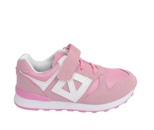 Αθλητικά Εφηβικά Ροζ Λευκό
