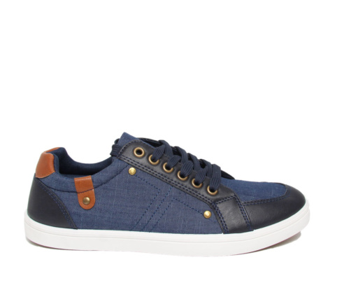 Παπούτσια Casual blue jeans