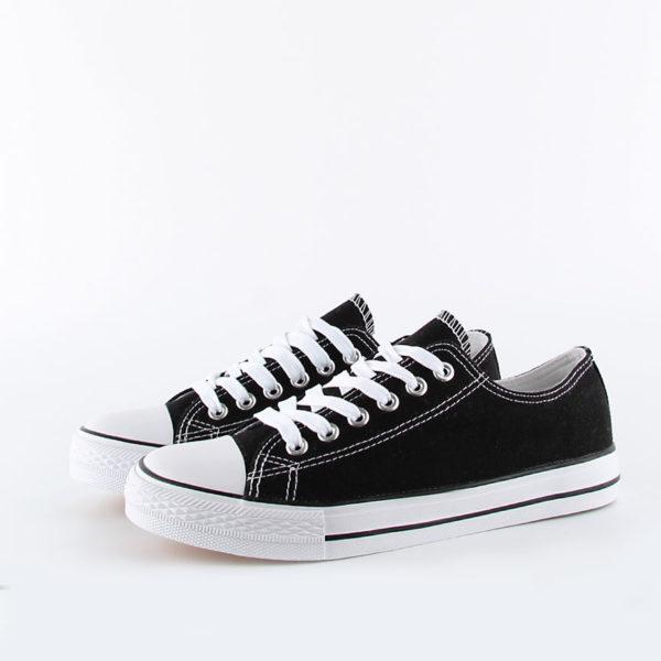 Sneakers Παπούτσια Μαύρα Ανδρικά