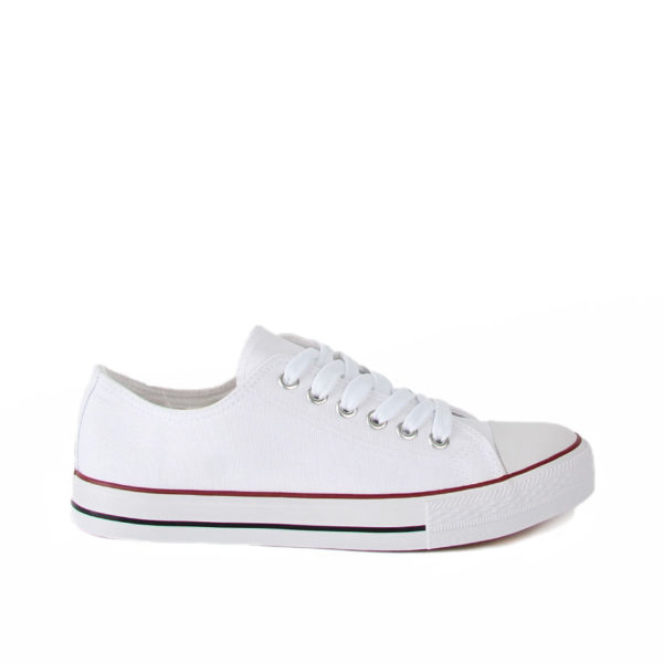 Sneakers Παπούτσια Λευκά Ανδρικά
